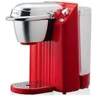 KEURIG(キューリグ) コーヒーメーカー 赤