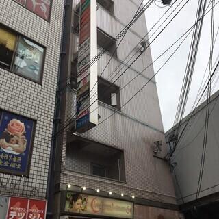 内装工事費用還元!京橋駅徒歩1分!★店舗・事務所