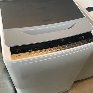 ☆122591 日立 9.0kg洗濯機 15年製☆