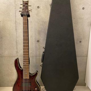 Schecter Hellraiser ベース 5弦