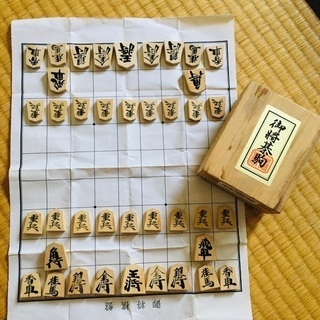 将棋のセット