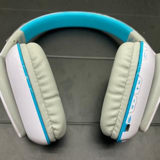 Bluetoothヘッドフォンワイヤレスヘッドセット折りたたみ式...