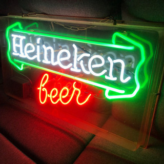 ネオン管 Heineken ハイネケン