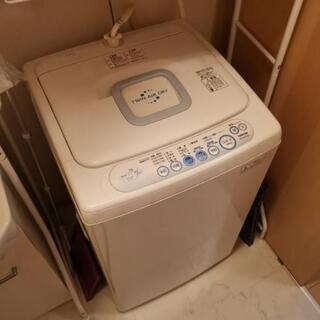 2011年 東芝 洗濯機譲ります