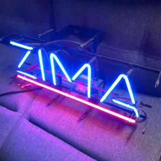 ネオン管 ZIMA ジーマ