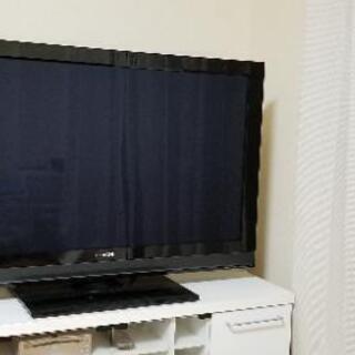 42型プラズマテレビ HITACHI WOOO P42-XP07中古品