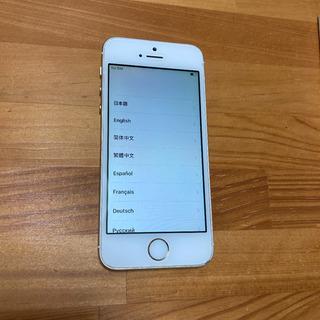 SIMフリー iPhone SE 32G