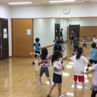 土曜日キッズダンスレッスン開講☆8/1体験会の生徒募集(^^)