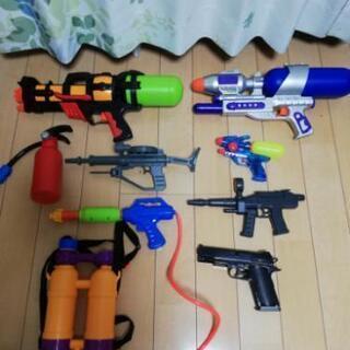 水鉄砲8種類