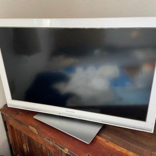 Panasonic VIERA 32型ホワイト 美品