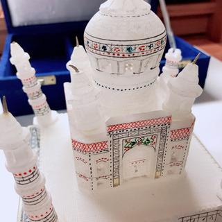 インド タージマハル置き物‼️インド産❗️