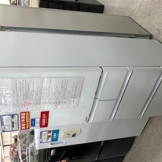 三菱2019年製5ドア冷蔵庫