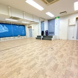 【泉の広場徒歩3分】大阪梅田に24時間利用可能なダンススタジオが...