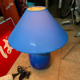 ★④スタンドライト テーブルランプ 卓上 フロア 陶器 照明 ブ...