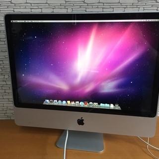 Apple アップル iMac デスクトップ A1225 24インチ