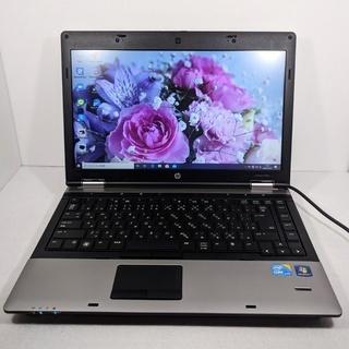 HP ビジネス用ノートPC Core i5 メモリ4GB HDD...