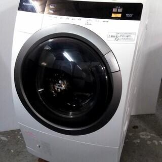 ドラム式洗濯乾燥機 パナソニック エコナビ 洗濯9キロ 乾燥6キロ