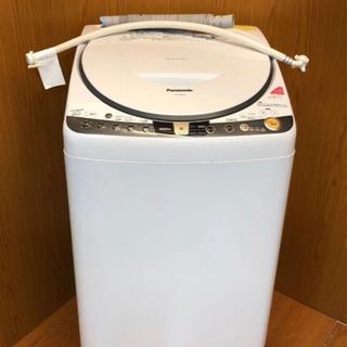★縦型乾燥機付き洗濯機★Panasonic★2014年★洗濯乾燥...