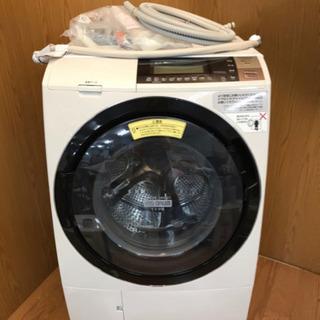 ☆キレイ☆HITACHI ドラム式洗濯乾燥機 BD-S8800L...
