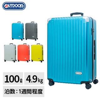 [新品、未使用、特価!]スーツケース キャリーケースOUTDOO...