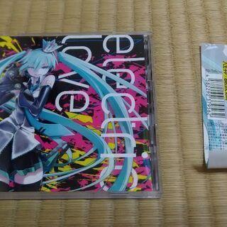 初音ミク electriclove CD+DVD2枚組