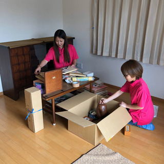 【生前・遺品整理】想いを大切に…心を込めて整理いたします。女性スタッフがメインです。 - 桑名市