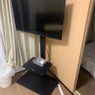 液晶テレビ スタンド型