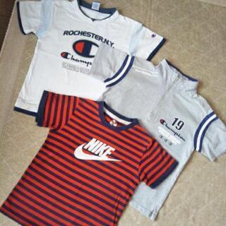 ナイキ チャンピオン Tシャツ 3枚 セット 120