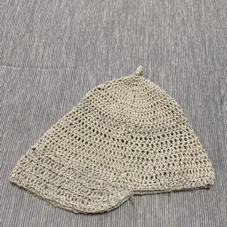 ワークキャプ風どんぐり帽子