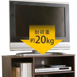 テレビ台。棚。