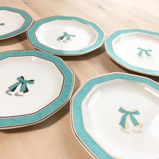 ニナリッチ 洋皿5皿