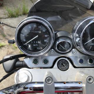 売約済! INAZUMA400 - バイク