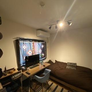 荷物置き趣味部屋使用するお部屋貸します。レンタル貸しスペース