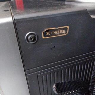 古い小型テレビ2台 - 家具