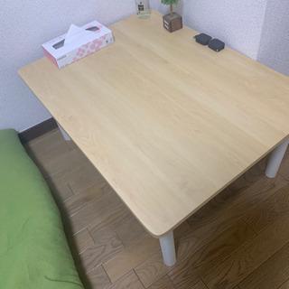 ローソファベット、テーブル、電子レンジセット、壁掛けタイプテレビ