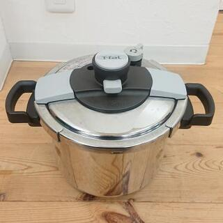 調理器具  家庭用圧力鍋  ティファール   clipso 年式不明