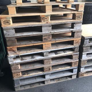 [引渡し決定]木パレ、輸入パレット譲ります。
