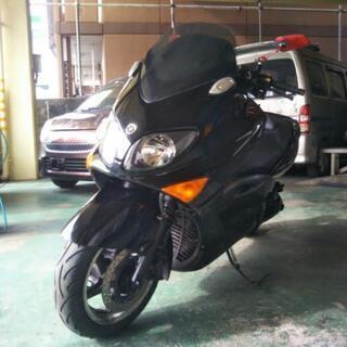 TMAX2型 黒 車検満タン
