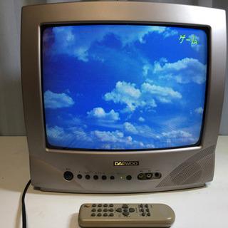 14型カラーテレビ