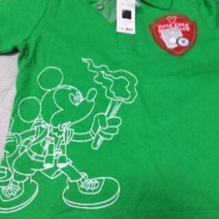 香港 ディズニーランド ポロシャツ XS