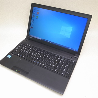 TOSHIBA ノートパソコン Windows10 SSD 15...