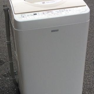 【RKGSE-319】特価!シャープ/SHARP/6kgタテ型洗...