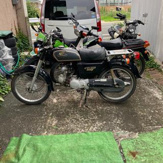 ホンダ CD50 原付ビジネスバイク