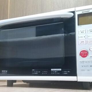 中古★SHARP RE-S204-W  2012年製★引取希望 ...