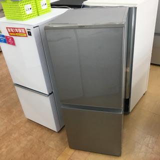 【トレファク摂津店 】AQUA(アクア)2018年製2ドア冷蔵庫...