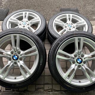 BMW3シリーズMスポーツ純正 18インチ 3シリーズ、4…