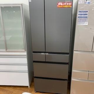 1年保証付 Panasonic 6ドア冷蔵庫 【トレファク所沢店】