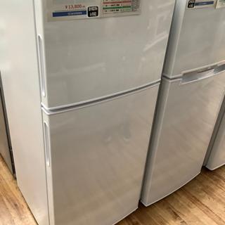 maxzen  2ドア冷蔵庫 118L  2019年製