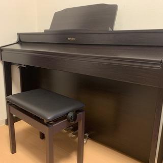 電子ピアノ ローランドHP603/2017年製
