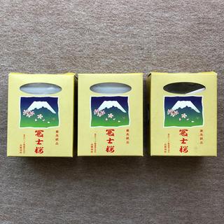 日本製 東京ローソク富士桜 204本